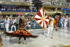 Carnaval Alegria 2019 a Dinamarca Zona Sul fotos de stock royalty free