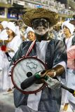 Carnaval Alegria 2019 a Dinamarca Zona Sul imagens de stock