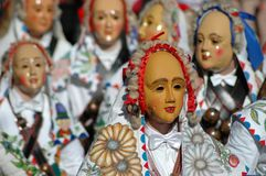 carnaval Allemagne Image libre de droits