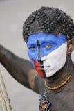 Carnaval anual Francés el 7 de febrero de 2010 de la Guayana Imágenes de archivo libres de regalías