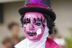 Carnaval anual Francés el 7 de febrero de 2010 de la Guayana Fotos de archivo
