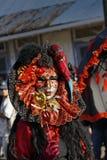 Carnaval anual Francés el 7 de febrero de 2010 de la Guayana Imagen de archivo