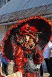 Carnaval anual francês fevereiro 7 de Guiana, 2010 Fotografia de Stock Royalty Free