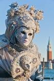Carnaval anual realizado en Venecia, Italia Imagenes de archivo