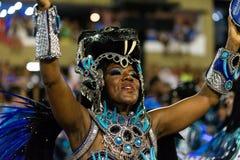 Carnaval 2019 - Beija Flor foto de stock