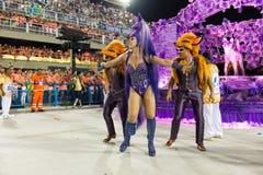 Carnaval 2019 - Beija Flor fotos de stock