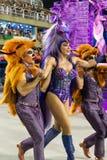 Carnaval 2019 - Beija Flor fotos de stock royalty free