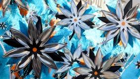 Carnaval-bloemen Stock Afbeeldingen