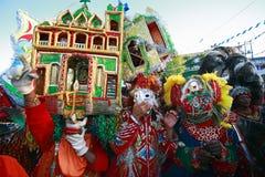 Carnaval Brasil do festival do boi do meu de Bumba Foto de Stock Royalty Free