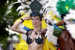 Carnaval brasileiro. Fotos de Stock