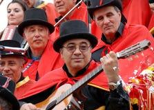 Carnaval, Chipre Fotografia de Stock Royalty Free