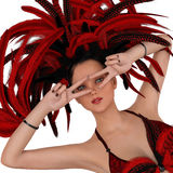 Carnaval close up Royalty Free Stock Photography