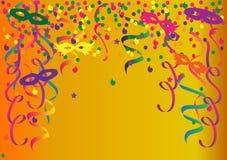 Carnaval colorido libre illustration