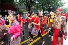 Carnaval-cultuur stock fotografie