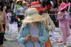 Carnaval in Cyprus Stock Fotografie