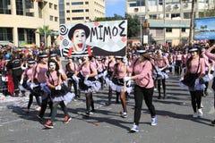 Carnaval in Cyprus Stock Foto