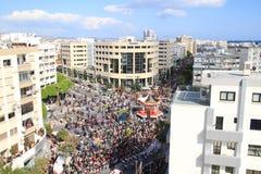 Carnaval in Cyprus Royalty-vrije Stock Foto's