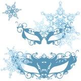 Carnaval d'hiver Photographie stock libre de droits