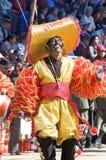 Carnaval d'Oruro le février 2009 - l'Oruro, Bolivie Images stock
