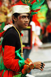 Carnaval da forma de Jember Fotos de Stock Royalty Free