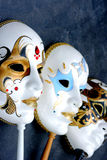 Carnaval da máscara fotografia de stock