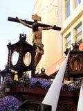 Carnaval da Páscoa em Sevilha, Espanha 2 de abril de 2015 Fotos de Stock