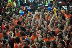 Carnaval da rua Imagens de Stock Royalty Free