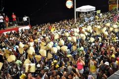 Carnaval da rua Fotos de Stock Royalty Free