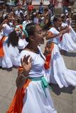Carnaval dans Arica, Chili Images libres de droits
