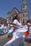 Carnaval dans Arica, Chili Image stock