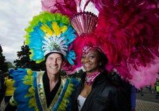 Carnaval das caraíbas Fotos de Stock