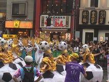 Carnaval de Asakusa Imagen de archivo libre de regalías