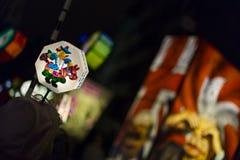 Carnaval 2017 de Bâle Photos libres de droits