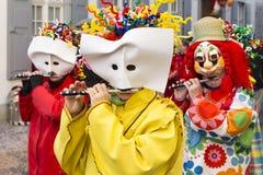 Carnaval 2017 de Bâle Photo stock
