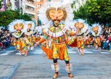 Carnaval de Badajoz Fotos de Stock Royalty Free