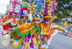 Carnaval de Barranquilla Foto de archivo libre de regalías