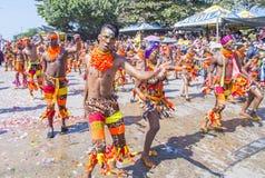 Carnaval de Barranquilla Photos stock