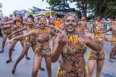 Carnaval de Barranquilla Image stock