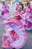 Carnaval de Barranquilla Fotos de Stock Royalty Free