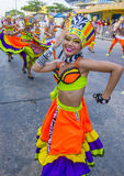 Carnaval de Barranquilla Imagem de Stock
