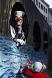 Carnaval 2015 18 de Basilea Foto de archivo libre de regalías