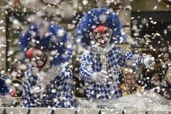 Carnaval 2015 46 de Basilea Imágenes de archivo libres de regalías