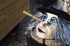 Carnaval 2015 17 de Basileia Imagem de Stock