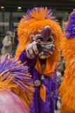 Carnaval 2015 49 de Basileia Fotos de Stock
