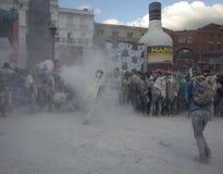Carnaval de Blancos y Negros Zdjęcie Stock