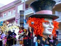 Carnaval de Cádiz 2017 andalusia españa foto de archivo libre de regalías