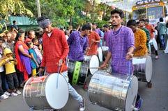 Carnaval 2015 de Cochin Image libre de droits