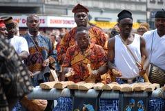 Carnaval de culturas en Berlín Foto de archivo