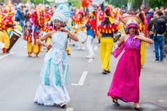 Carnaval de culturas en Berlín, Alemania Imagenes de archivo