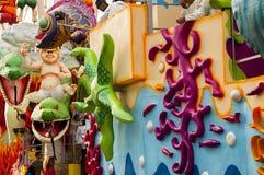 Carnaval 2014 de Fano Fotografia de Stock
